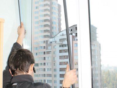 Замена стеклопакета в Одинцово